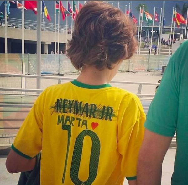 c95da802e06ad Enquanto a seleção masculina ia mal nas Olimpíadas do Rio de Janeiro
