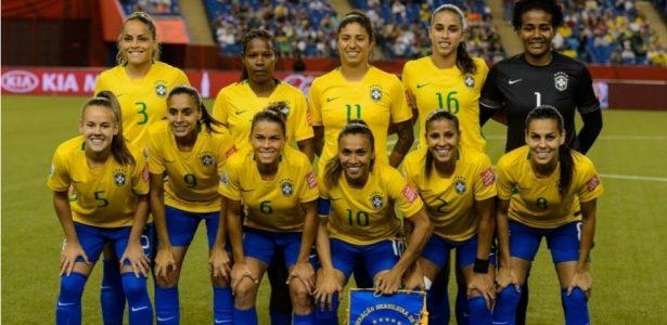 fe09f50226 Copa do Mundo Feminina  saiba os detalhes do Mundial na França - 20 07 2017  - UOL Esporte