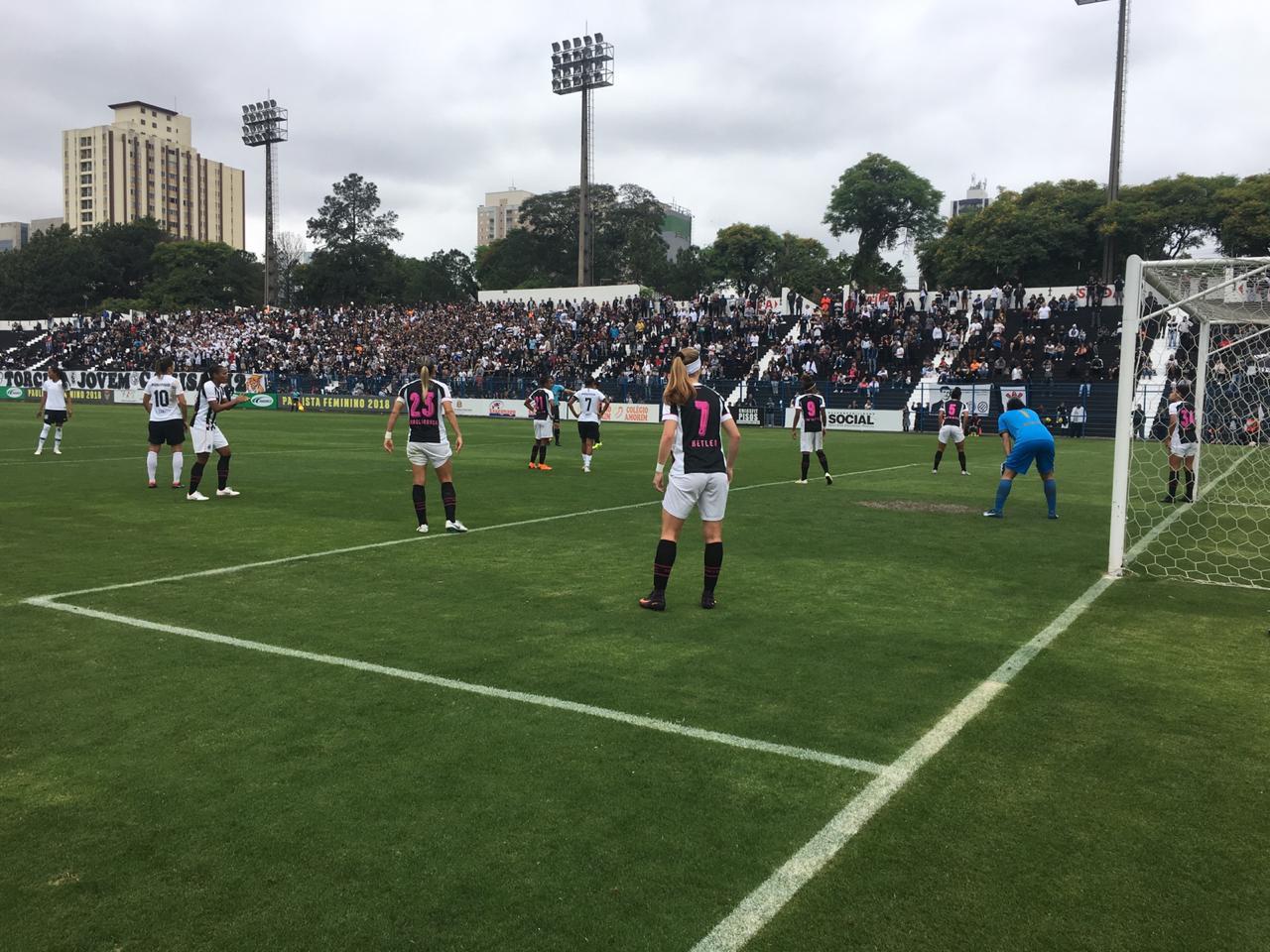 Santos empata com Corinthians e é tetracampeão paulista no futebol ... b4f922eeba4bd