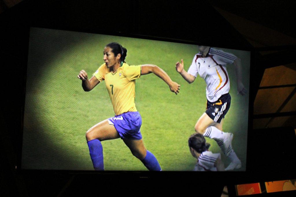 bf02d344fc Reprodução Museu do Futebol (Foto  Roberta Nina dibradoras)