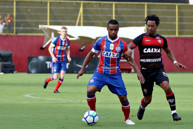6fb64d688e653 Ba-Vi histórico  quando times rivais lutam contra o machismo no futebol