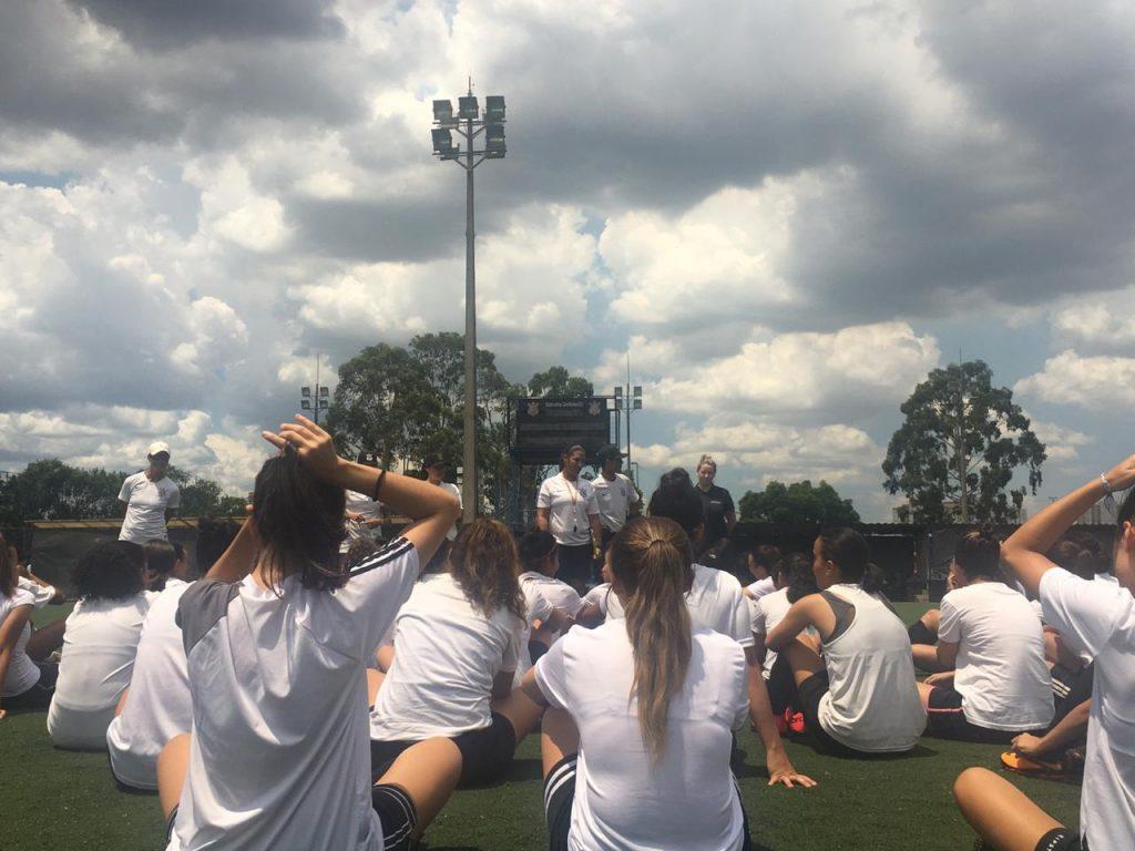 8bb81fb9ae Divulgação Corinthians Futebol Feminino