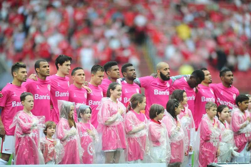 O Futebol Ja Mostrou Que Rosa Tambem E Cor De Menino Uol Esporte