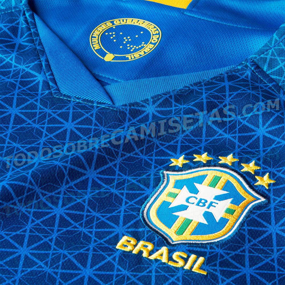 de824fc518 Na Copa, seleção terá camisa exclusiva pela 1ª vez e ganha ...
