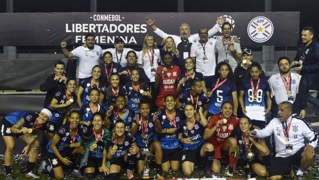 Dazn Transmitirá Libertadores Feminina Que Terá Corinthians
