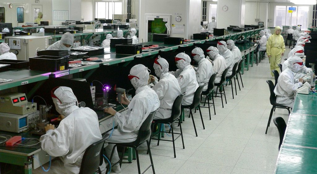 Chineses podem ganhar 4 vezes mais para tirar atraso na produção de iPhones