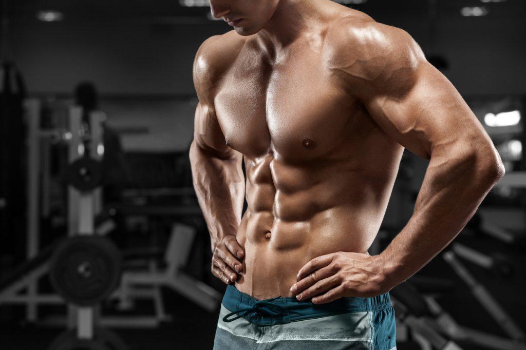 como criar abdomen definido rapido