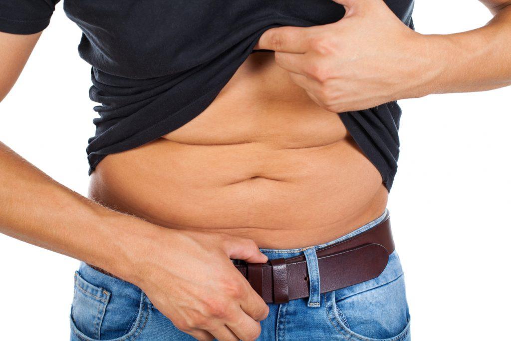 problemas hepaticos y perdida de peso