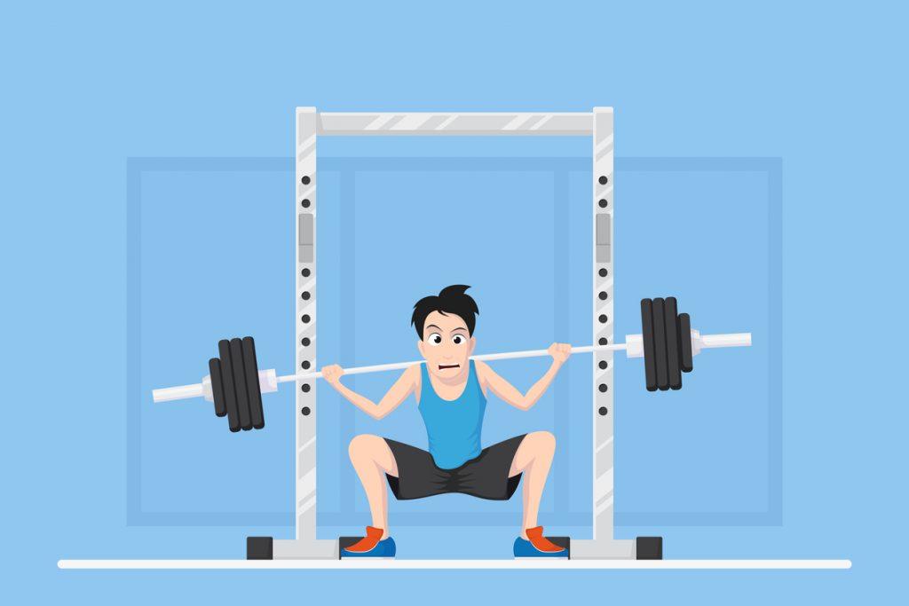 ae0ec3d13 Iniciante na academia  Saiba respeitar seus limites para evoluir no treino