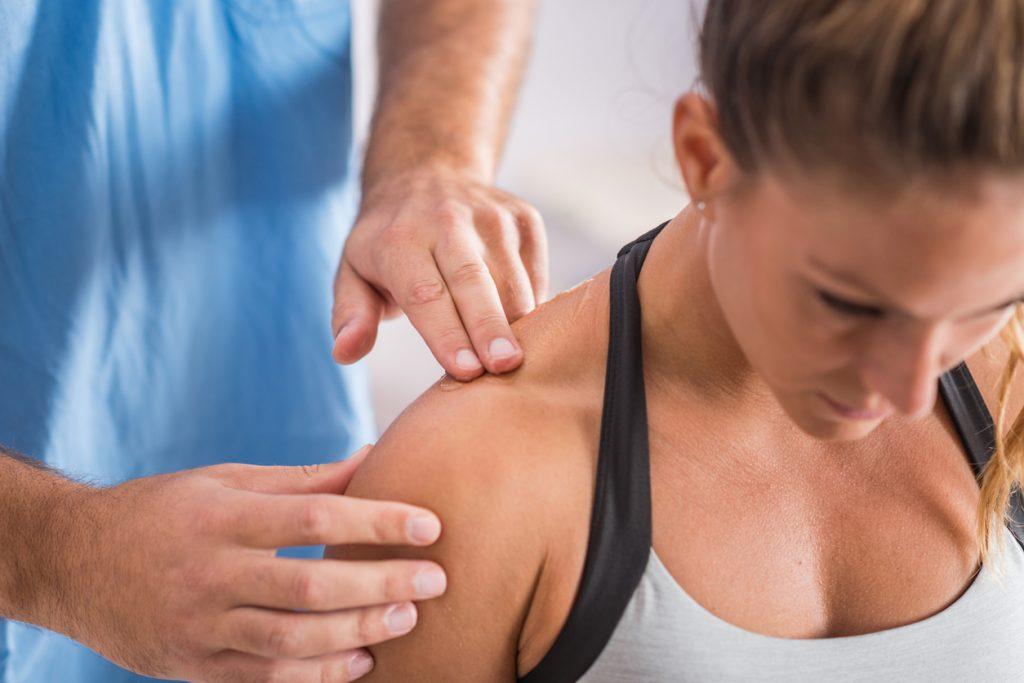 espasmo muscular dor termo médico