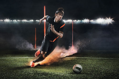 Propaganda de nova chuteira comprova o novo status de Neymar dentro da Nike f1dccaf220df6