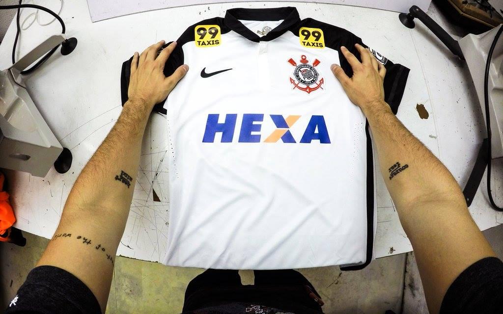 1bbd11e3c5 A camisa como meio de ativação da marca - Esporte - UOL Esporte