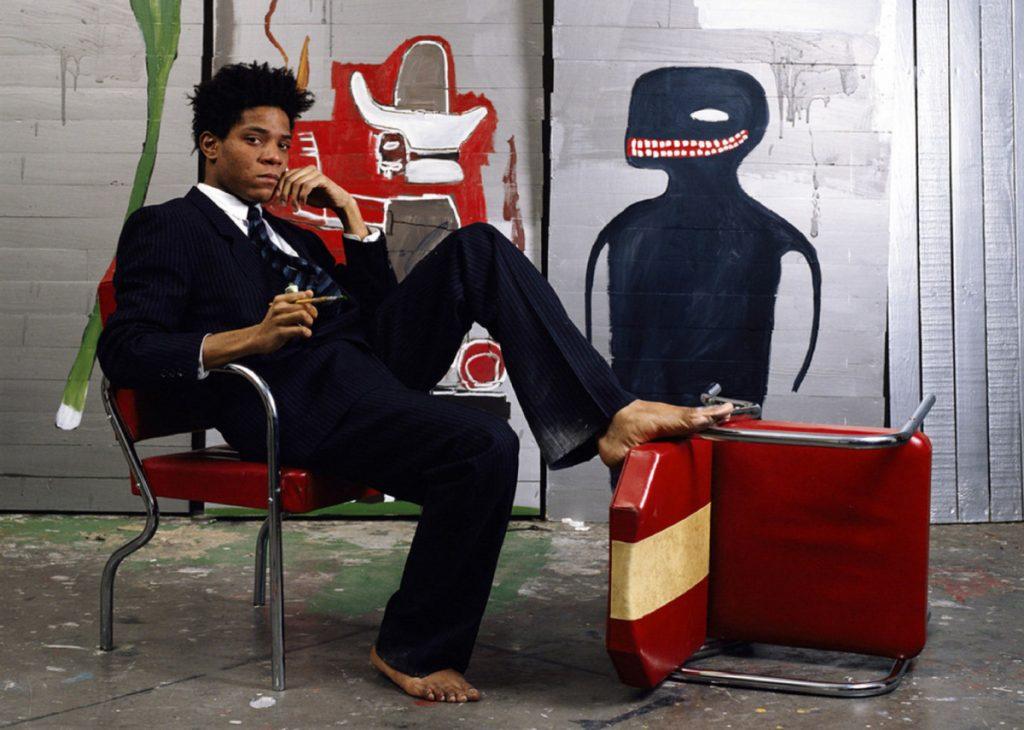 4b402127fd7b9 Basquiat, um dos maiores expoentes da arte da remixagem - Rio ...