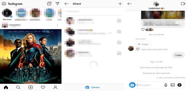 Reúna a galera! Como fazer chamada em vídeo em grupo nas redes sociais - imagem 3 - Reúna a galera! Como fazer chamada em vídeo em grupo nas redes sociais