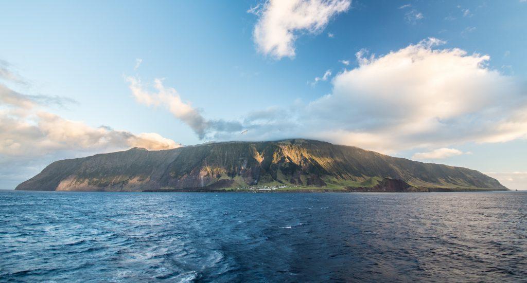 Tristan da Cunha-Edimburgo dos sete mares