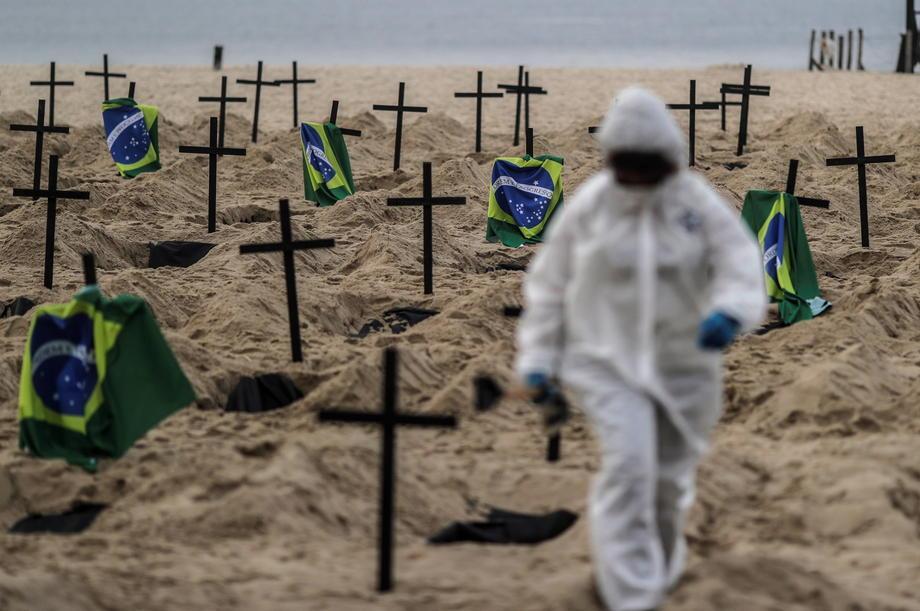 Foto: EPA-EFE/ANTONIO LACERDA