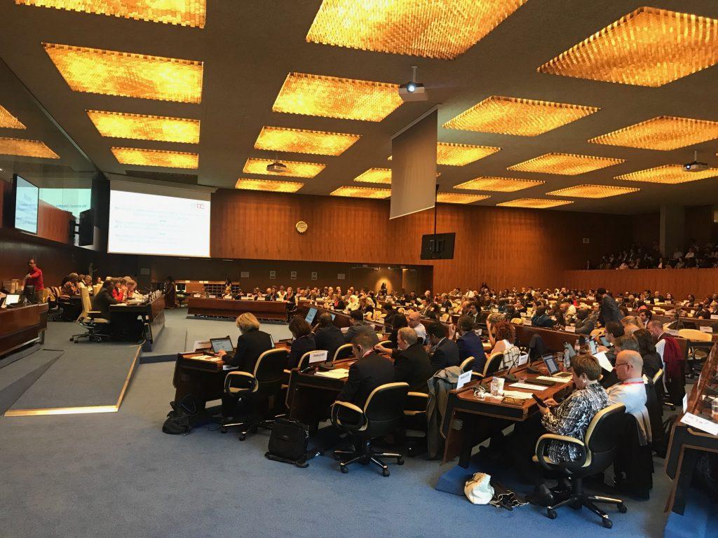 OIT debate a reforma trabalhista no Brasil. Foto: Jamil Chade