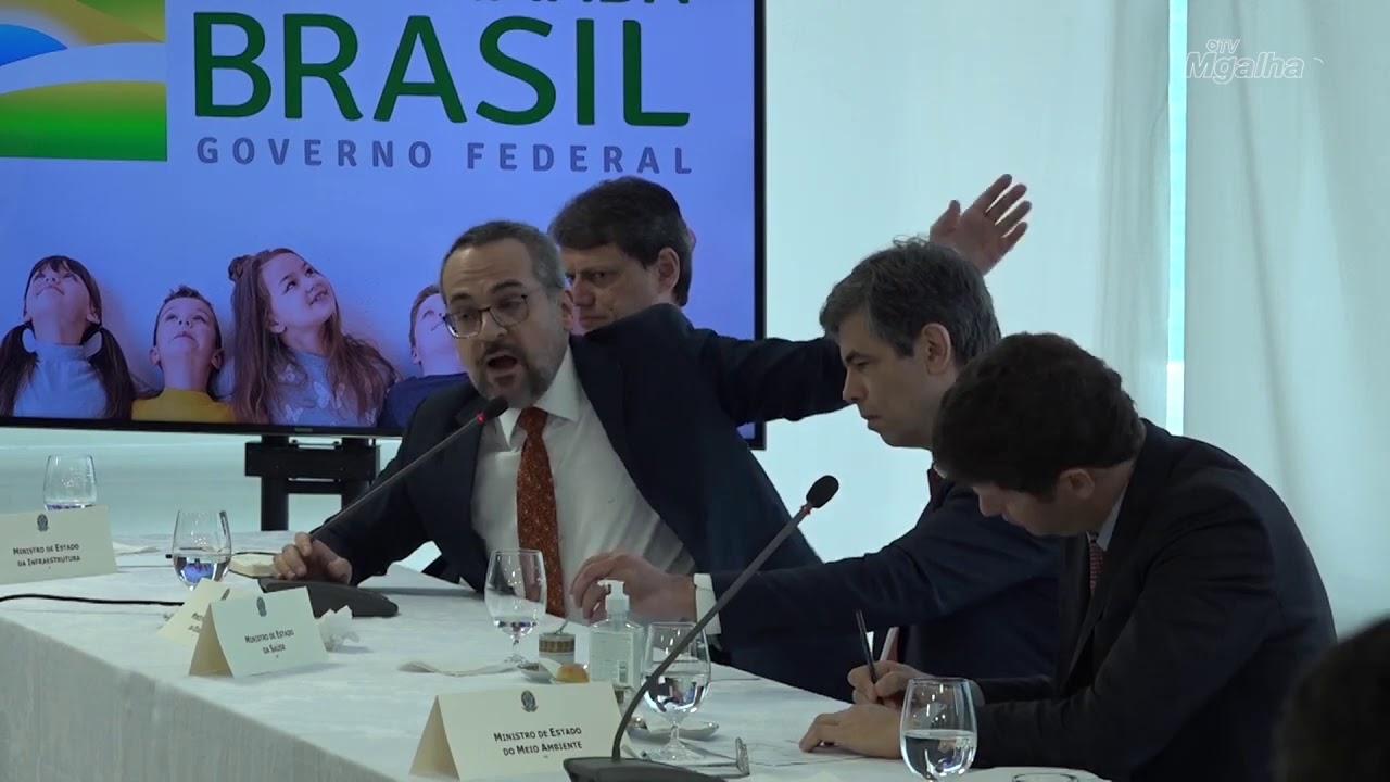 Como a fala de Weintraub na reunião resume o bolsonarismo ...
