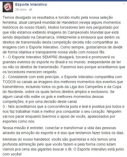 EI-handebol_Reproducao-Facebook