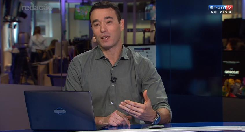 Rizek Elogia Comentarista Da ESPN Mas Defende Cucabol