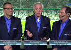 Milton Leite se confunde e troca seleção por Corinthians ao vivo no SporTV