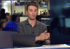"""Criticado por Corinthians, Rizek dá resposta ao vivo e fala em """"jogo sujo"""""""