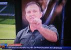 Soco de Felipe Melo rende debate quente entre Neto e Velloso na Band
