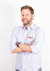André Plihal - Apresentador da ESPN