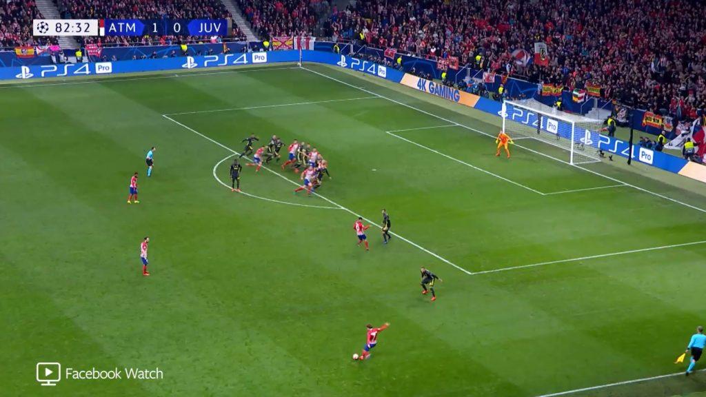 015acee17 Esporte Interativo tem recorde no Facebook com Atlético de Madri x ...