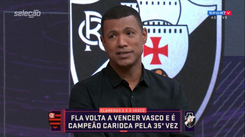 34b95ea1812c7 Júnior Baiano aponta Vasco como candidato ao rebaixamento no Brasileirão