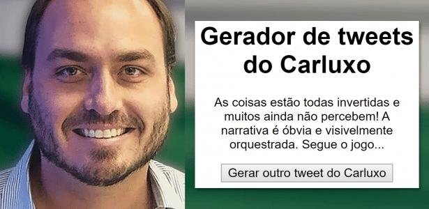 Mate a saudade dos tweets do Carluxo com este gerador - Mercado de Carreiras