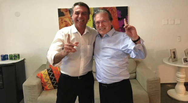 Bolsonaro e Bivar