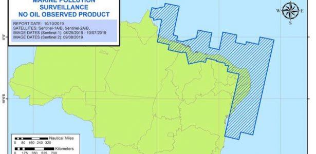 Desastre no Nordeste | Satélites dos EUA não conseguem detectar origem de óleo vazado em praias