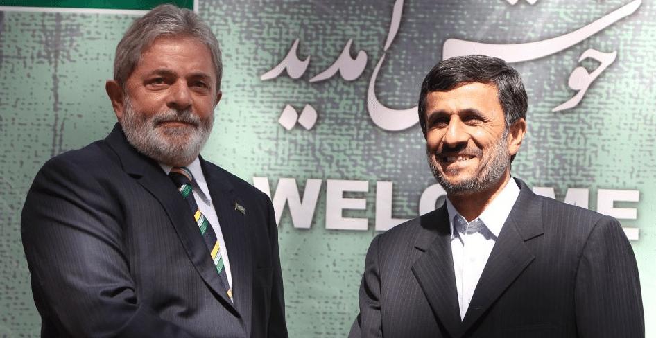 Lula no Irã