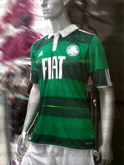 d0fc0da4f0 Adidas começa a vender nova camisa listrada do Palmeiras - 20 10 ...