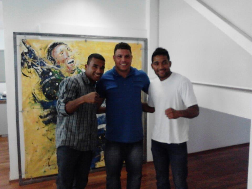 d75200e173 Após brincadeira sobre parceria com Ronaldo