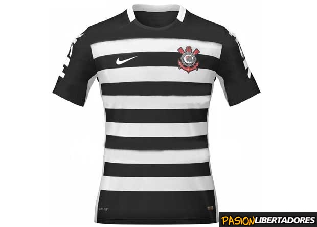 Supostas novas camisas do Corinthians vazam na web - 20 02 2002 ... 90bf4af807a82