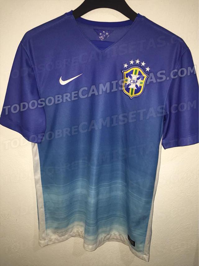 d46524f12d Site mostra possível novo uniforme da seleção brasileira. 00 00. Ouvir.  00 00. UOL Esporte. 15 08 2015 16h31. 15BRAAWLK-640x853