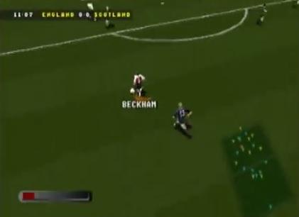game actua soccer