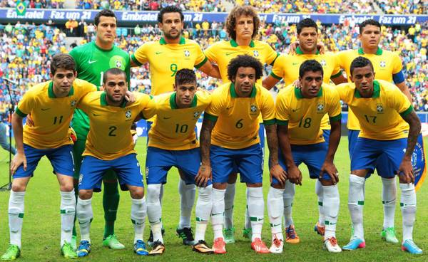 822b6c1a87 epa03968716 PLS KEEP FOR WORLD CUP PACKAGE FIFA WORLD CUP 2014 TEAMS  Picture taken on 09
