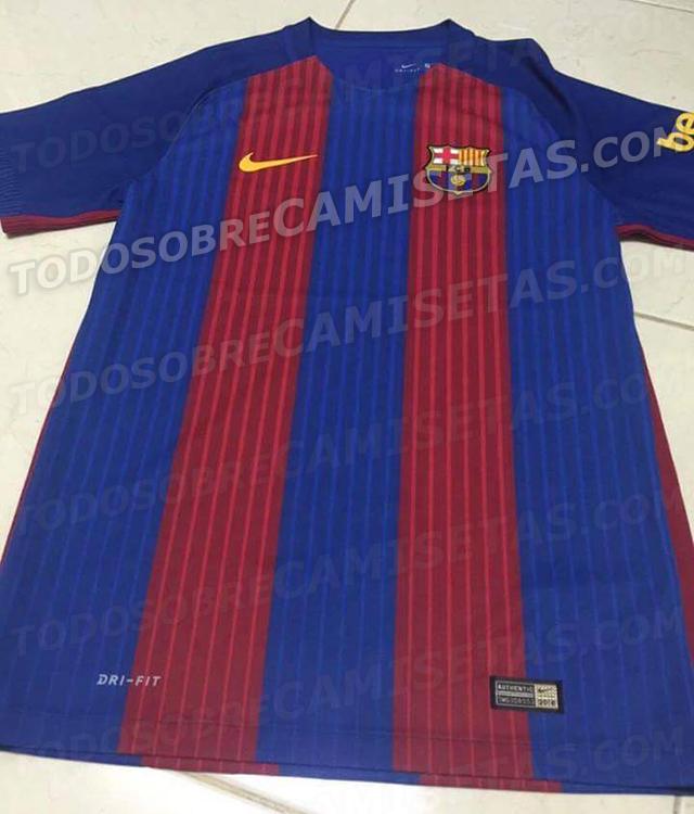 Suposta nova camisa do Barcelona vaza na web - 20 01 2030 - UOL Esporte 773a097e5dc