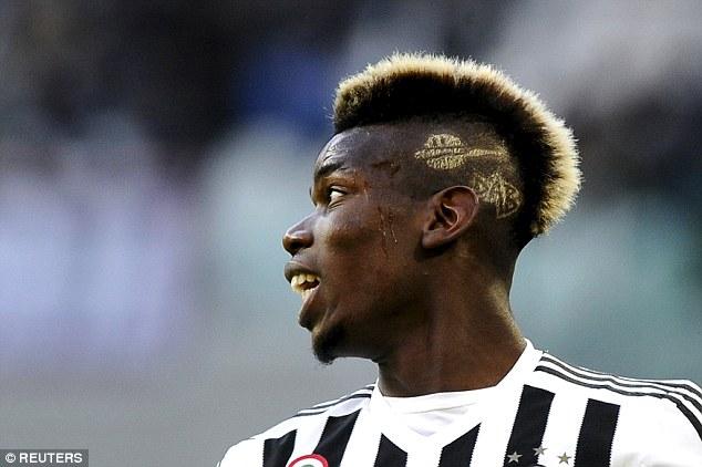 c4dcc4ca3a8f1 Pogba inventa moda e comemoração vira corte de cabelo - UOL Esporte