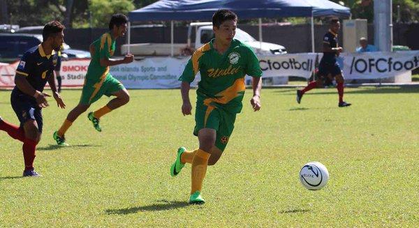 dc820eaeaa Clube de Samoa Americana vence na Oceania pela primeira vez na ...
