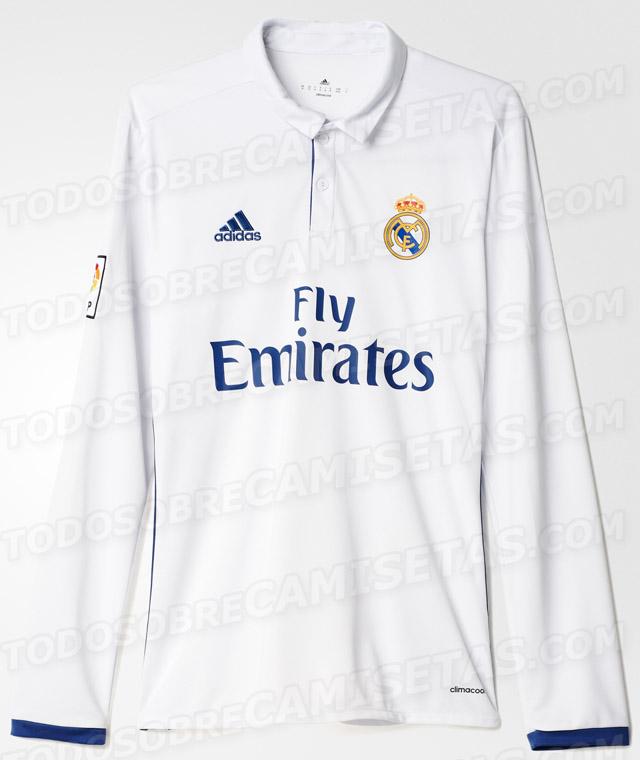 Site vaza possível camisa do Real Madrid para a próxima temporada ... d92ef23eca47d