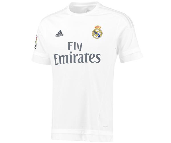 O campeão da Liga dos Campeões ainda não colocou à venda em sua loja  oficial os novos uniformes para a temporada 2016 2017. Este é o modelo de  jogo que foi ... a075c0a3213ed
