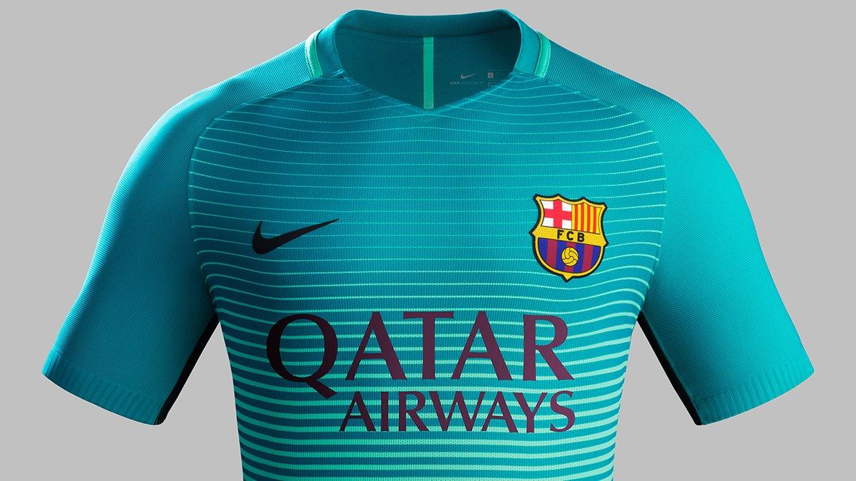 84837154be Barcelona revela novo terceiro uniforme oficialmente - 20 09 2027 ...