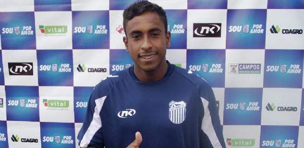 Divulgação/Goytacaz FC
