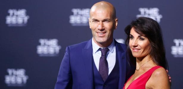 15 curiosidades que talvez você não saiba sobre Zidane - UOL Esporte 133b17ca12e46