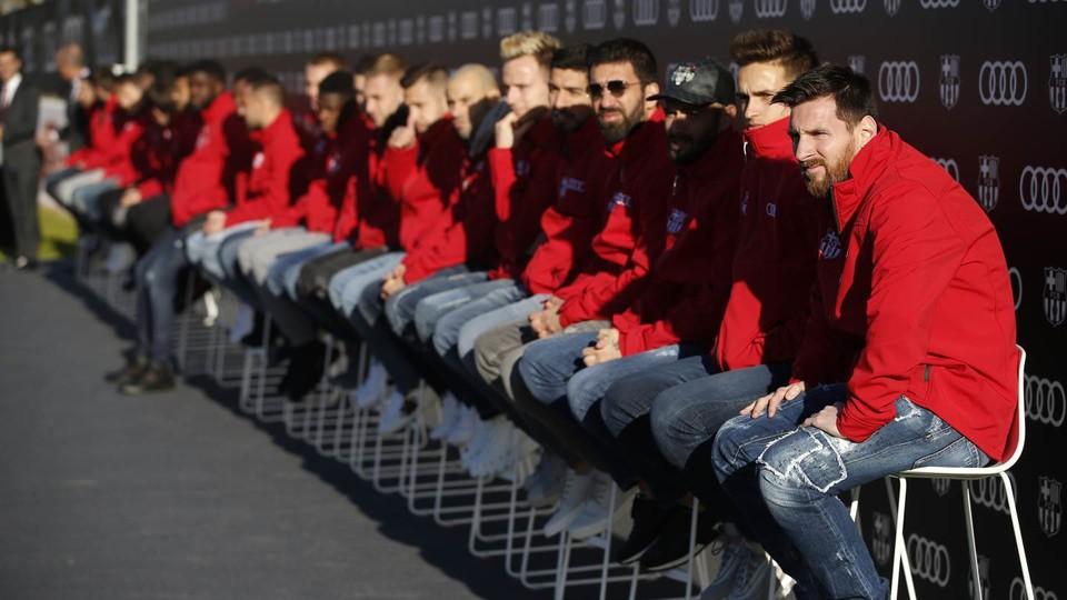 Barça ganha carros de patrocinador 0b71c8ba2be74