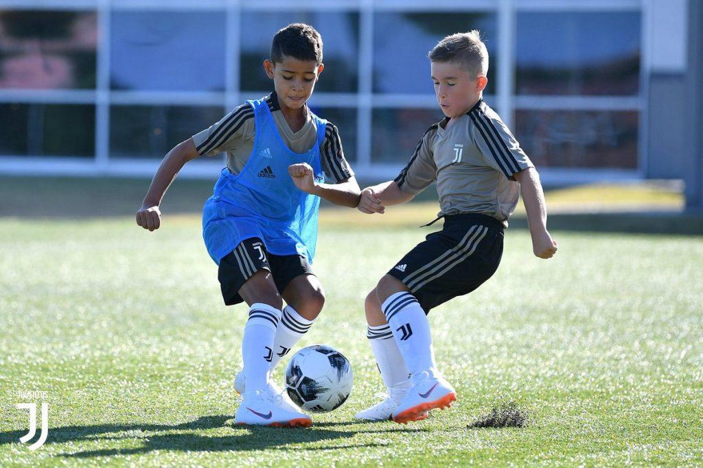 7917dfff18 Filho de peixe... Cristiano Ronaldo Jr. é o novo reforço do sub-9 da ...